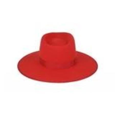 Unisex Lack of Color Rancher Hat - Ruby