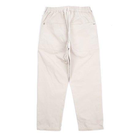 Arnar Mār Jōnsson Walthem Patch Pocket Track Trouser - Beige