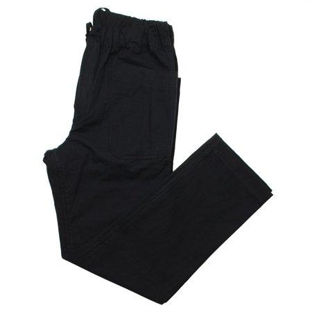 Arpenteur  Cotton-Linen Slub Canvas Cargo Pants - Navy