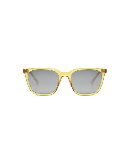unisex KOMONO Jay Sunglasses - Yellow
