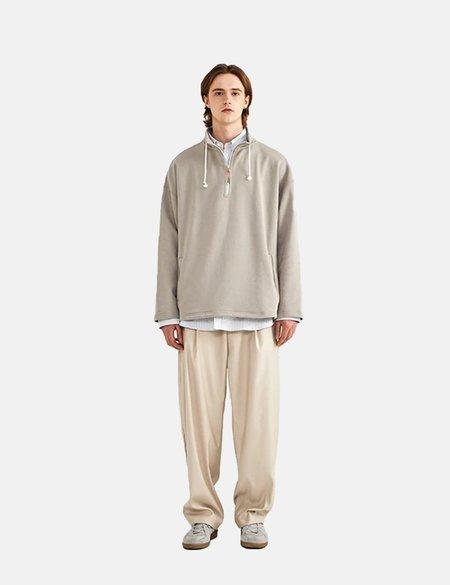 Uniform Bridge Pullover Sweatshirt - Grey