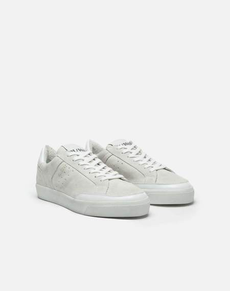 RE/DONE 90s Skate Shoe - White Suede