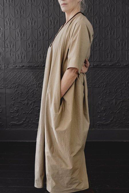 Lauren Manoogian Hunch Dress - Khaki