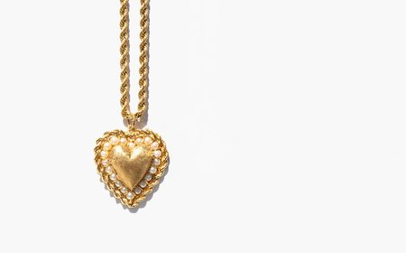 Kindred Black An Invite To Eternity necklace - 14k gold