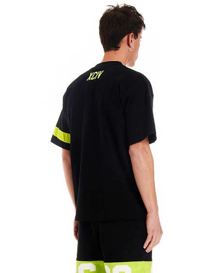 GCDS Logo Tshirt - Black