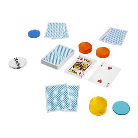 Sunnylife lucite poker