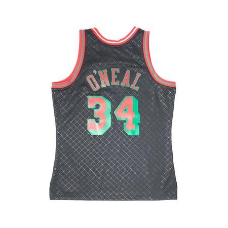 Mitchell & Ness Neapolitan Swingman Jersey Shaquille O'Neal - Black