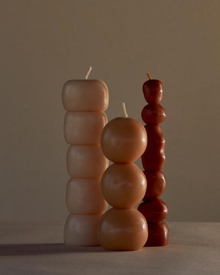 Ann Vincent Studio Pau Candle Set