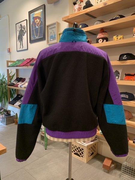 Vintage North Face Extreme-z Fleece Jacket - Black
