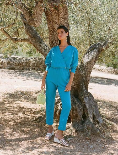 Paloma Wool Magdalene Wedges - Off White