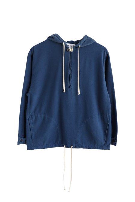 SEEKER Anorak sweater - Indigo