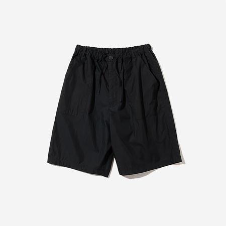 Uniform Bridge Easy Fatigue Shorts - Black
