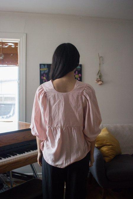 Noemiah Charlot Blouse - Pink