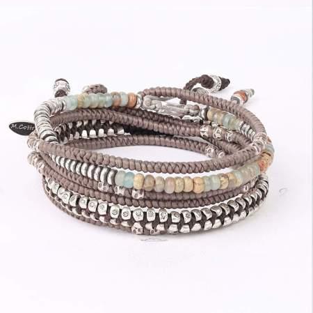 M. COHEN LA Stack Bracelet