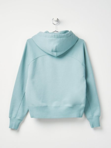 AMI DE COEUR HOODIE sweater - GREEN AQUA