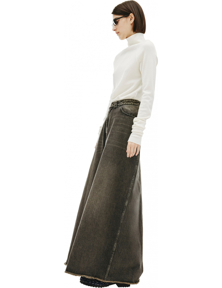 Balenciaga Raw Edges Jeans