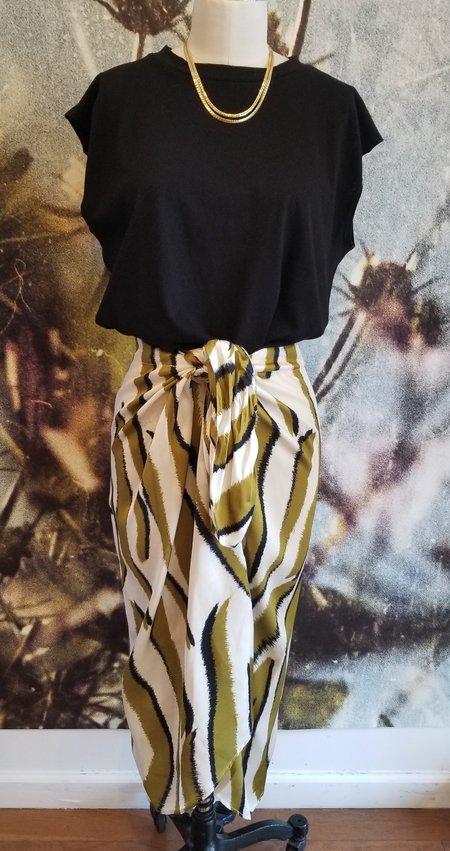 Devotion Devotion Zinnia Skirt - Tiger