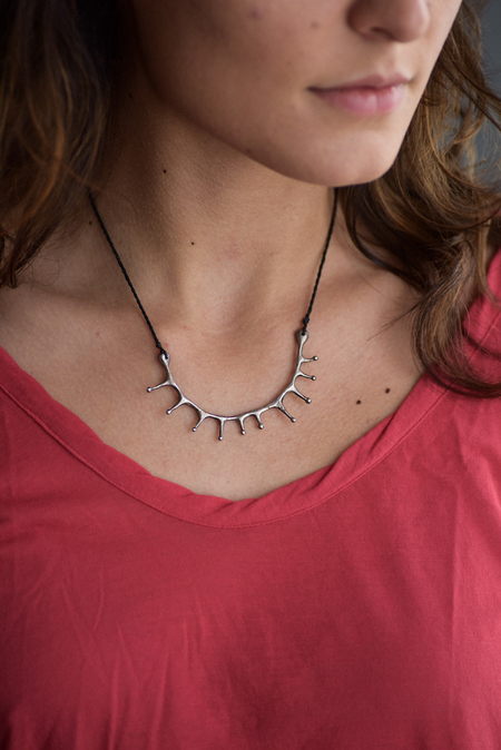 Mizisham - Waving Madly necklace