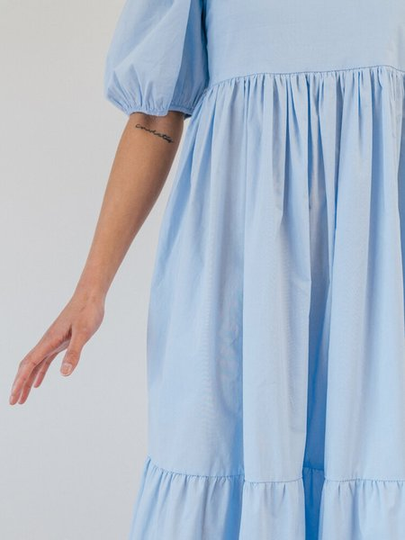 Bronze Age Serenity Cotton Dress