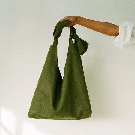 Bronze Age Forever Tote - Pine