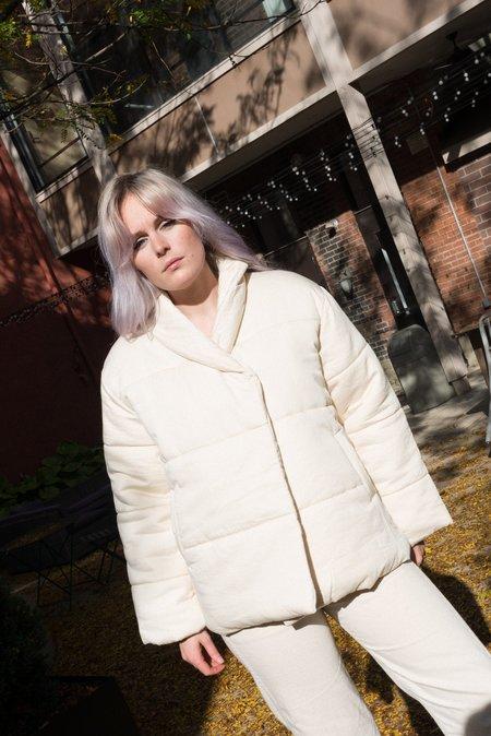 Micaela Greg Puffer Coat