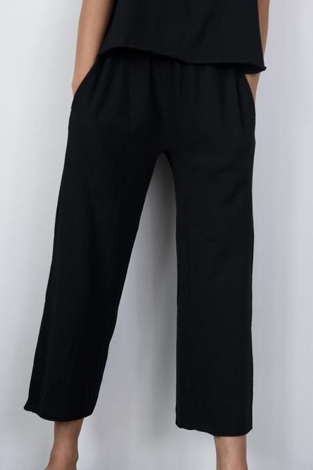 Wol Hide Easy Pant - black
