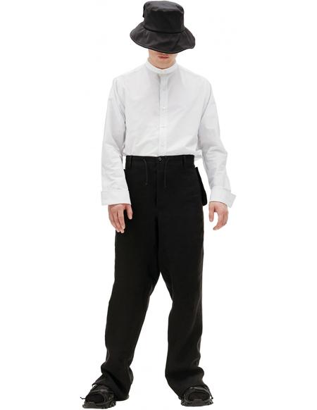 Maison Margiela Wide Trousers - Black