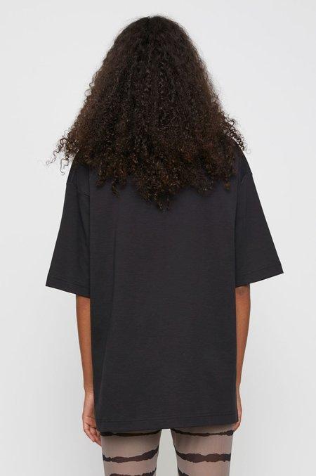 Just Female Kyoto Long Tee - black