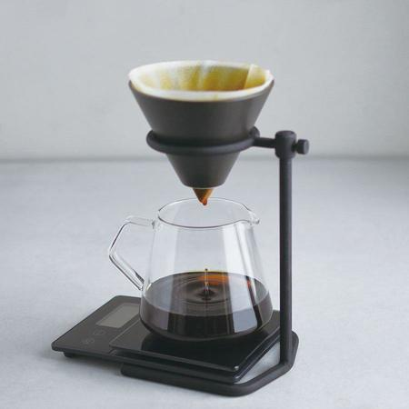 Kinto Japan 4 Cup Brewer Stand Set