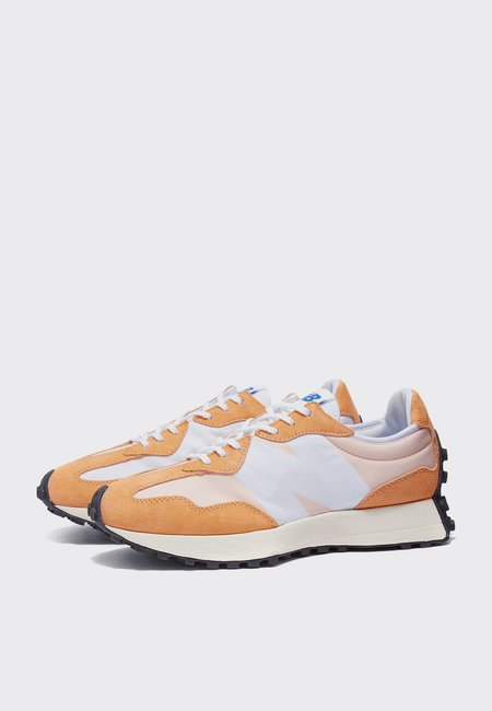 New Balance Womens 327 Premium sneakers - orange
