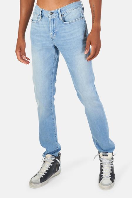 FRAME Denim L'Homme Slim Pants - Encinitas