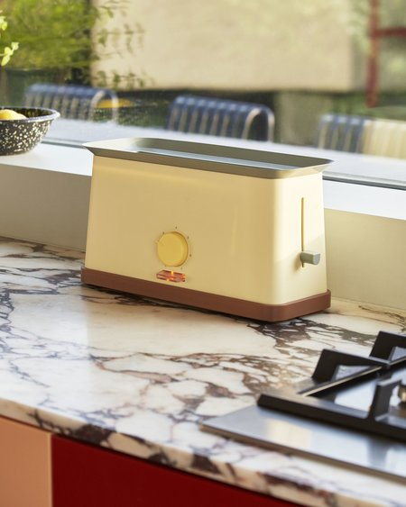 Hay Tostadora Sowden Toaster - Yellow