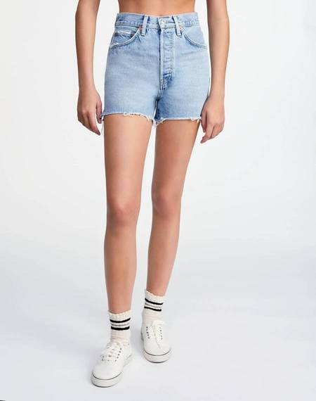 RE/DONE 50s Cutoffs Jeans - Faded Vintage