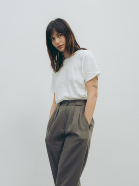 Unisex By Signe T shirt - White