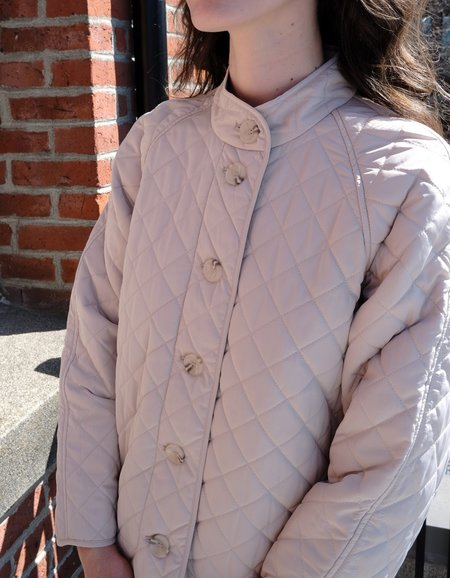 Just Female Hisar Jacket - Pumice Stone