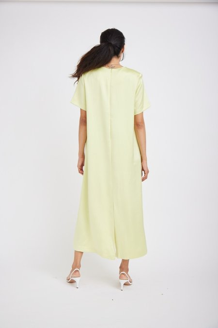 OAD Fresca Dress - Chartreuse