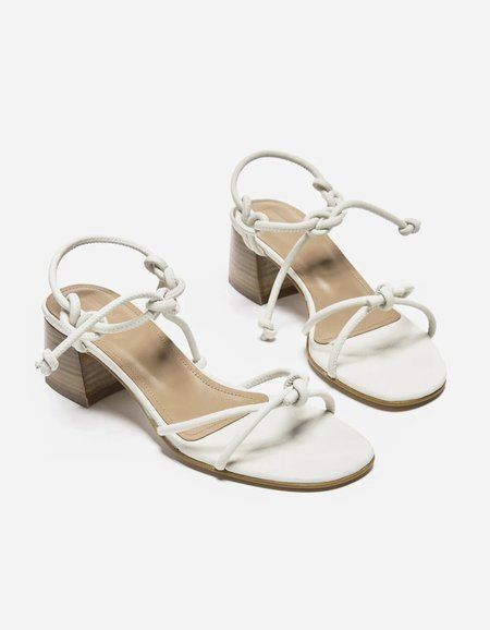 Flattered Edith Sandal - Off White