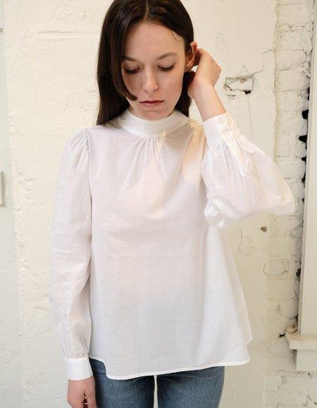 Rollas Allegra Blouse - White