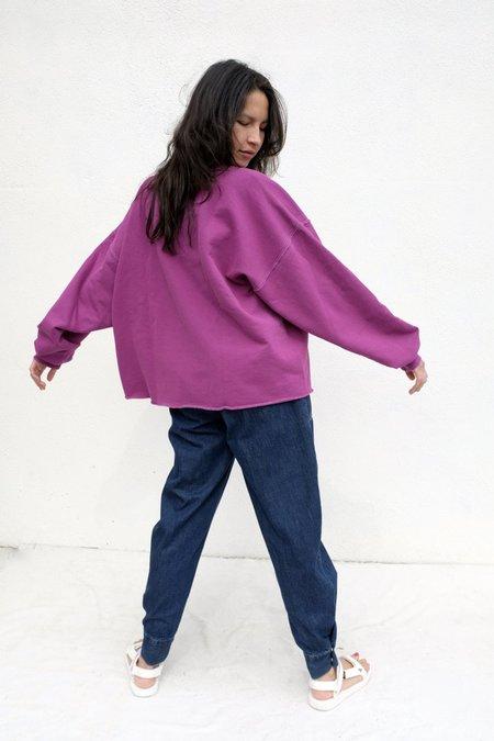 Rachel Comey Fonder Sweatshirt - Raspberry