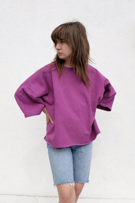 Rachel Comey Fondly Sweatshirt - Raspberry
