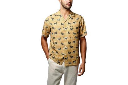 Portuguese Flannel Zebra Shirt