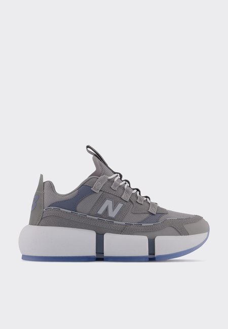New Balance Jaden Smith Vision Racer Shoes - Gray