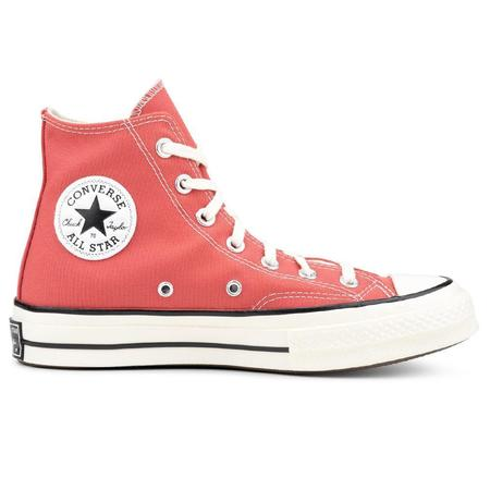 Converse Chuck 70 Seasonal Color Recycled Canvas SNEAKERS - TERRACOTTA PINK/EGRET