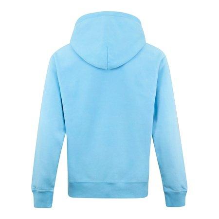 Stussy Stock Logo Hood - Blue