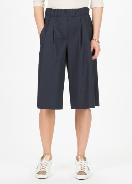 Odeeh Pleated Culotte Shorts