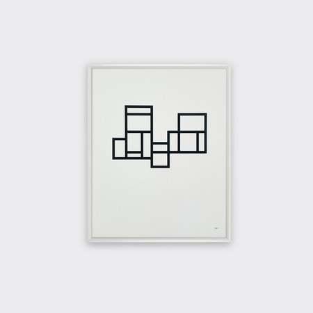 Tom Pigeon Modernist 1 print