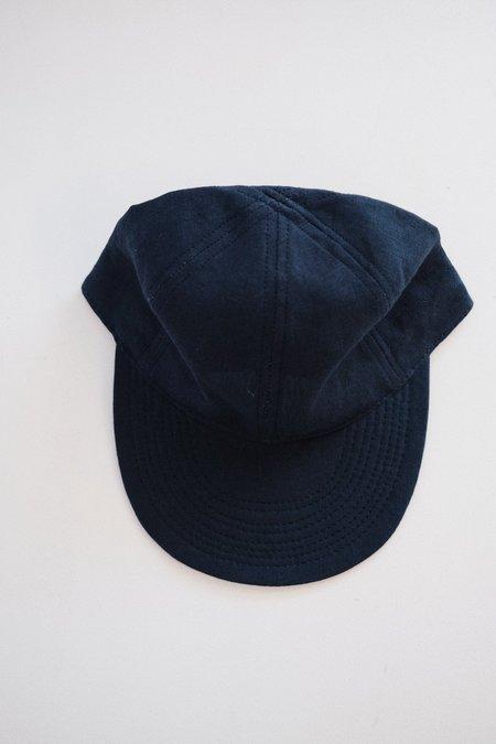 Blluemade Linen Ball Cap - Navy
