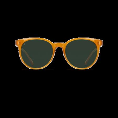 Raen Norie eyewear - Honey/Bottle Green
