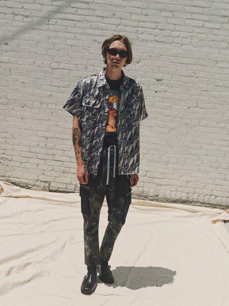 Lost Daze Cargo Pants - Tie Dye Camo