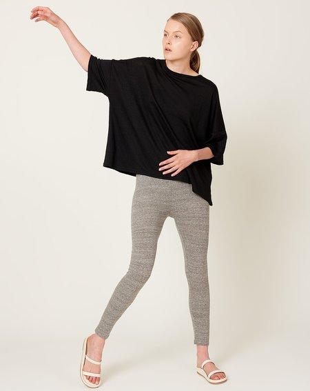 ICHI ANTIQUITES Cotton Leggings - Grey